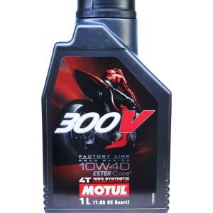 Nhớt Motul 300v