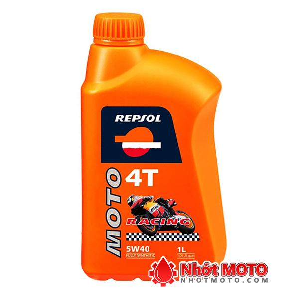 Repsol Racing 4T 5W40